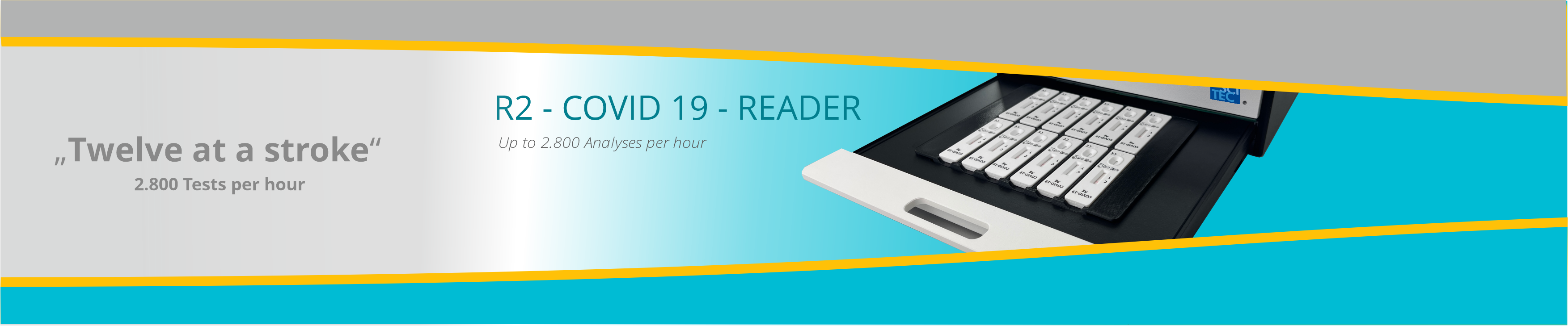 COVID Test REader R2